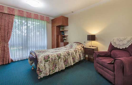 Regents Garden BATEMAN SINGLE, SHARED ENSUITE room C
