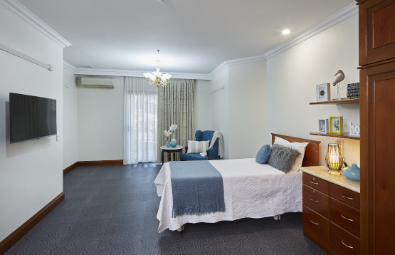 Regents Garden BOORAGOON SINGLE, PRIVATE ENSUITE room C