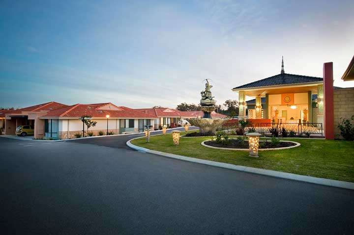 Regents Garden Retirement Bungalows Aged Care Perth WA